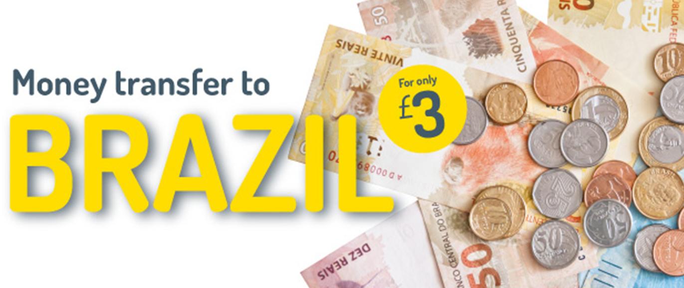 Money Transfer to Brazil