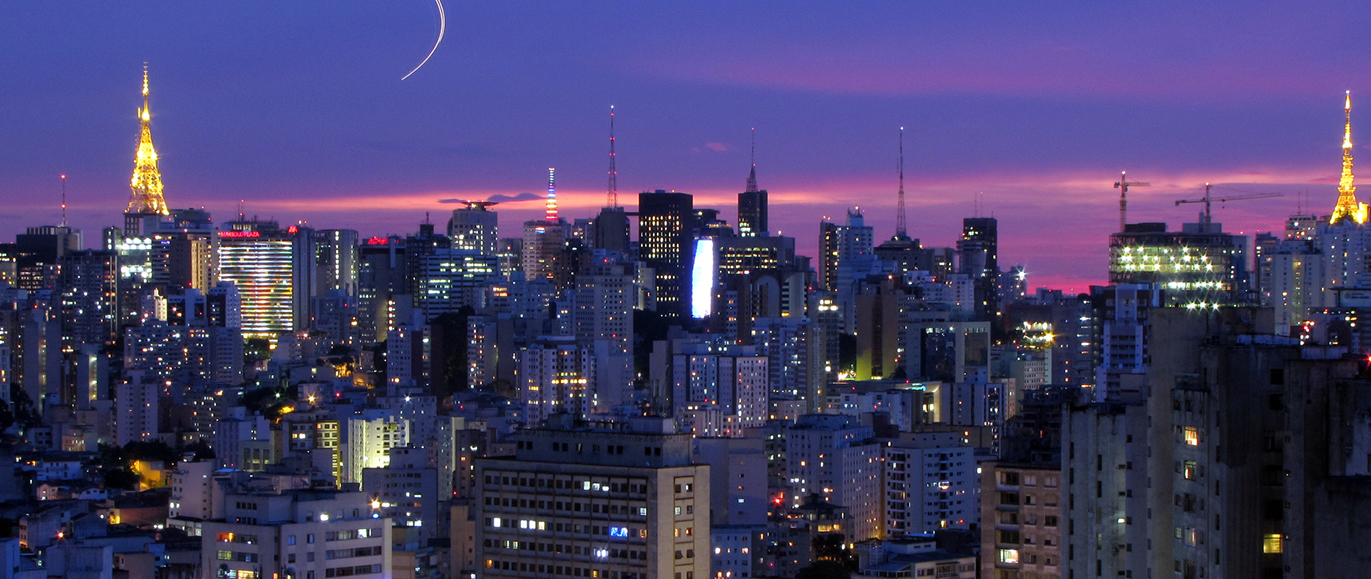 Sao Paulo is a Big City