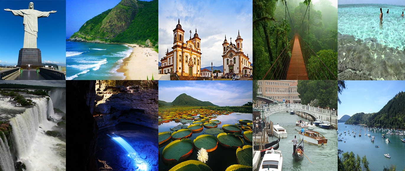 Ten Magical Places Of Brazil