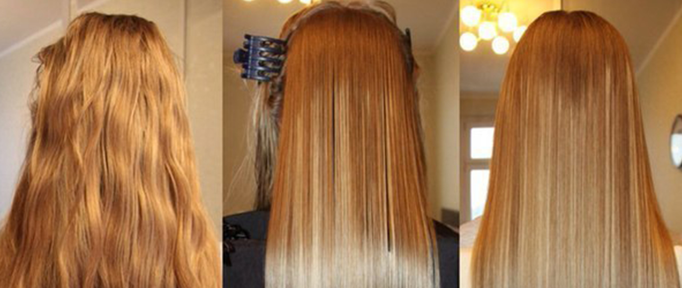 Brazilian Keratin Treatment is a Revolution in Hair Straightening